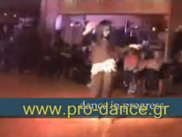 belly dance age 10 12 1 2009 vid.1