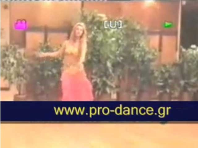 Belly dance 2007 vid 4