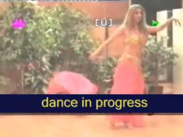 Belly dance 2007 vid.6